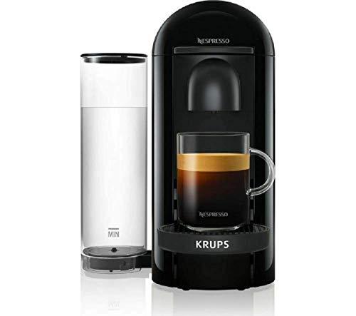 Nespresso XN903840 Vertuo Plus Cafetière Krups dosette 1260 W 1,2 l Noir