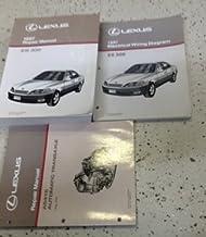 Amazon Com Lexus Es300 Service Manual Books