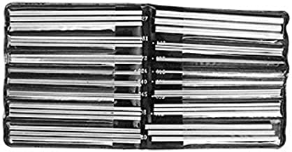 HHIP 4200-0241 48 Piece Thread Wire Measuring Set