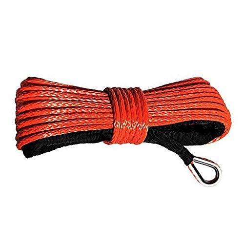 NLLeZ 1 UNID 7700 LBS Cuerda eléctrica Cuerda de nylon cuerda de...