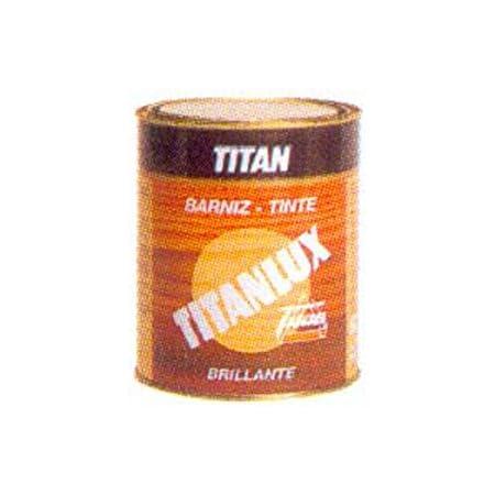 Titan - Tinte Madera 037 1L. Cerezo 1005
