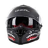 O'NEAL | Motorrad-Helm | Enduro Adventure Street | Sicherheitsnormen DOT und ECE 22.05, ABS-Schale,...