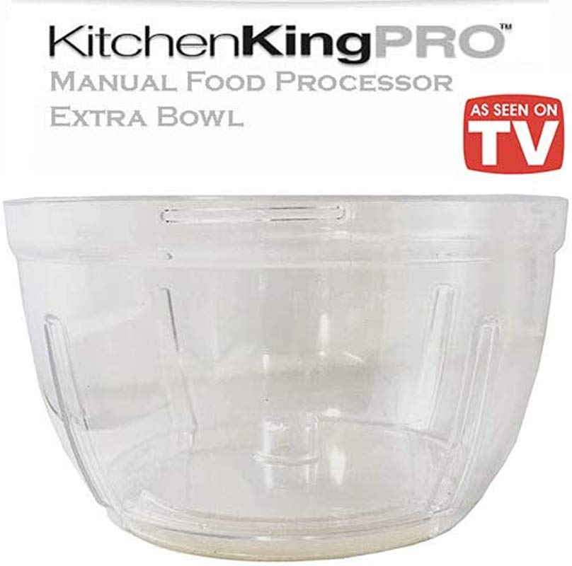 Replacement Bowl For Kitchen King Pro 2 Pack