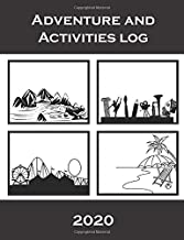 Adventure and activities log 2020: Where did your adventures take you?