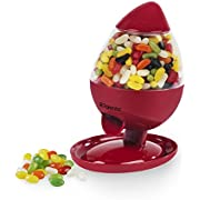 Elgento E26007 Automatic Candy Dispenser, Touch-Free Operation, 200 W, Red