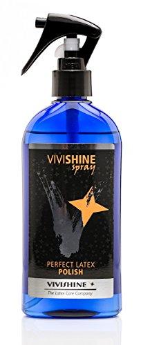 Vivishine Premium Spray 250ml Latex Shiner - for Latex Clothing