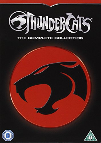 Thundercats DVD - The Complete Collection