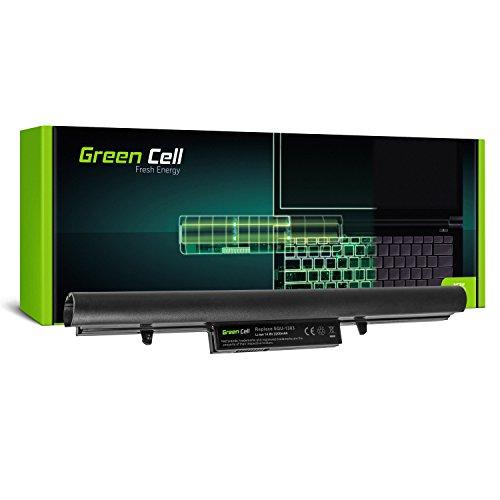 Green Cell Standard Series SQU-1303 SQU-1309 Battery for Haier 7G X3P Hasee A40L K480N Q480S UN43 UN45 UN47 Laptop (4 Cells 2200mAh 14.8V Black)