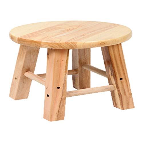 Stool Ladder- Tabouret En Bois Massif - Simple Meubles En Bois Moderne Home Banc Adulte Table À Manger Tabouret Step Tabouret Tabouret Tabouret En Bois Tabouret Haut