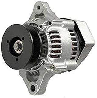 Rareelectrical ALTERNATOR COMPATIBLE WITH JOHN DEERE TRACTOR UTILITY 5300 5320 5400 5500 RE72915, TY6760 40AMP