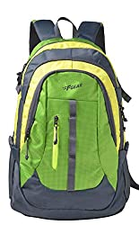 F Gear Defender V2 45 Liters (Green Yellow) Rucksack,Uber Fashion Merchandise Pvt. Ltd.,Uber0100