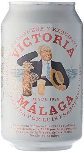 Victoria Cerveza - Paquete de 24 x 330 ml - Total: 7920 ml