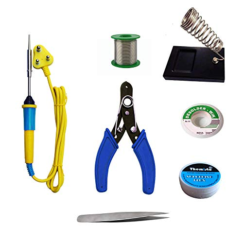 Aptechdeals Soldering kit (Intermediate 7 in 1)