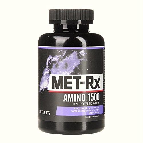 MET-Rx Amino 1500 150 Tablets