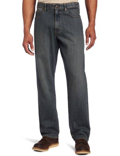 LEE - Pantalones vaqueros de pierna recta suelta para hombre