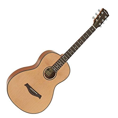 Parlour Guitar by Gear4music, Natural
