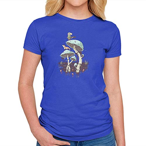 Elven Archer - Womens Fitted Tee