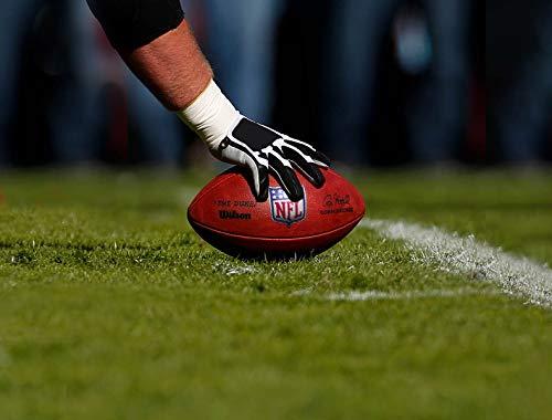 "Wilson ""The Duke"" Official NFL Game Football - New 2020 Version"
