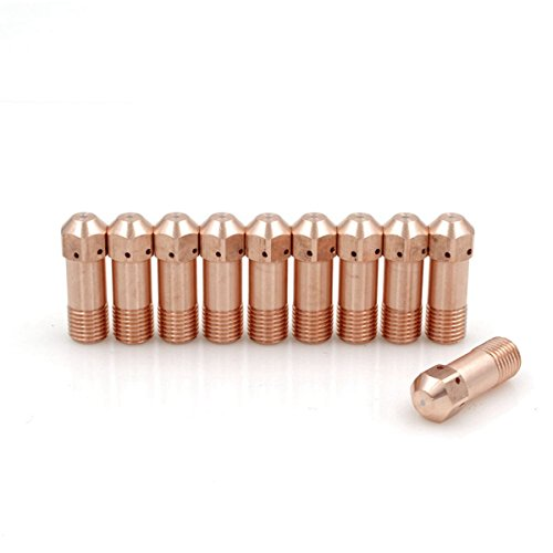 Plasmaschneider Elektroden für ESAB PT-32EH Schneidbrenner, 10 Stück