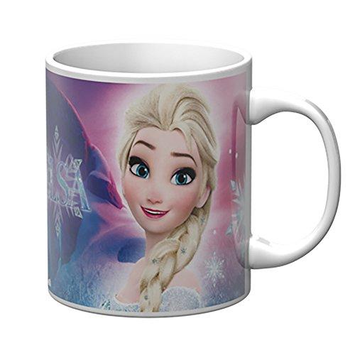 Star Licensing Disney Frozen Tazza Mug, Ceramica, Multicolore