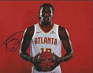 Autographed Signed Taurean Prince 8x10 Atlanta Hawks Photo - Certified Authentic
