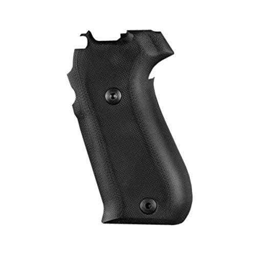 Hogue 20169 SIG P220 American DA/SA Solid Black G10 Grips