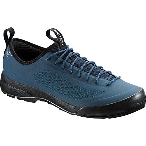 Arc'teryx Acrux SL Approach Shoe - Men's Black/Graphite 9