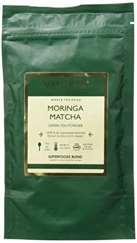 VAHDAM, té verde Matcha Moringa | | Polvo