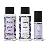 Love Beauty & Planet Shampoo, Conditioner and Leave In Cream Argan Oil and Lavender 3 Count 2