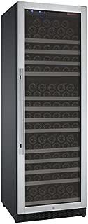 Allavino Flexcount VSWR177-1SSRN 177 Bottle Single Zone Wine Refrigerator with Right Hinge
