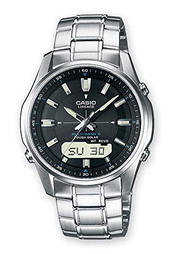 Casio Wave Ceptor Men's Watch LCW-M100DSE-1AER