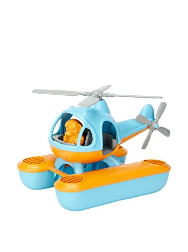 Green Toys Seacopter is one of the best bath time toys for toddlers