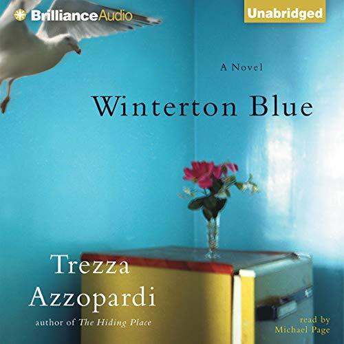 Winterton Blue audiobook cover art