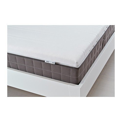 IKEA TUDDAL Matratzenauflage in weiß; (140x200cm)