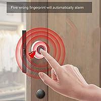電子コードロック、指紋ロック、キャビネット引き出し用にスマートに自動的にロック