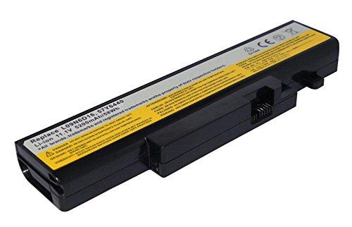 PowerSmart® 5200mAh Akku für Lenovo IdeaPad B560, B560A, Y460, Y460A, Y460A-IFI, Y460A-ITH,Y460AT, Y460C-ITH, Y460G, Y460N, Y460N-IFI, Y460N-ITH, Y460N-PSI, Y460P-IFI