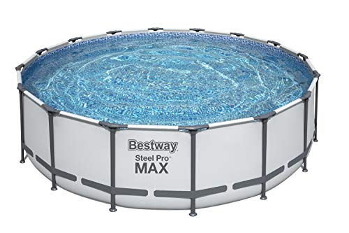 Bestway 5612Z Piscina Fuori Terra Steel Pro Max da 488x122 cm