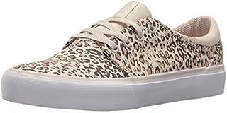 DC Shoes Women's Trase TX SE Shoes Tan/Brown 8
