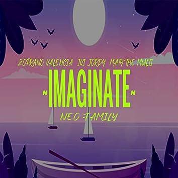 Imaginate (feat. IVI Jordy, Zoprano Valencia, Maty, the Multi)