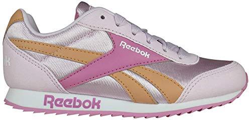 Reebok Royal CLJOG 2, Zapatillas para Mujer, Multicolor (PIXPNK/POSPNK/SUNORG)