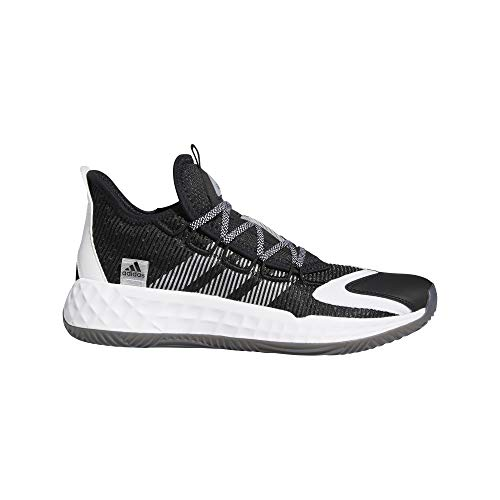 adidas Pro Boost Low, Zapatillas Unisex Adulto, NEGBÁS/FTWBLA/NEGBÁS, 50 EU