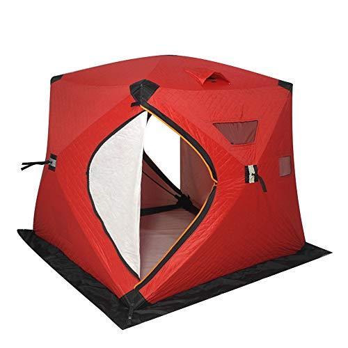 Canness - Eisangeln in Rot, Größe 200x150x165cm