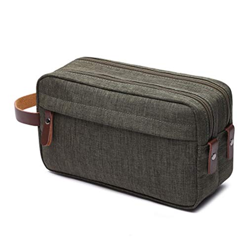 Double Layer Makeup Bag Zipper Large Capacity Cosmetic Bag Travel Necessity Organizer Pouch Maleta De Maquiagem a25*9*15cm