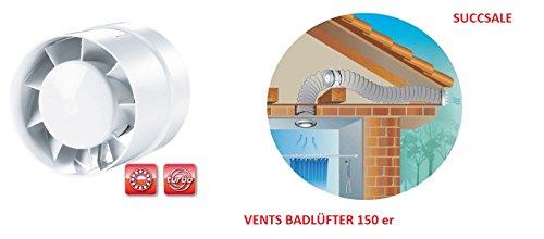 Ventilateur VENTS 150VKO tuyau 15cm