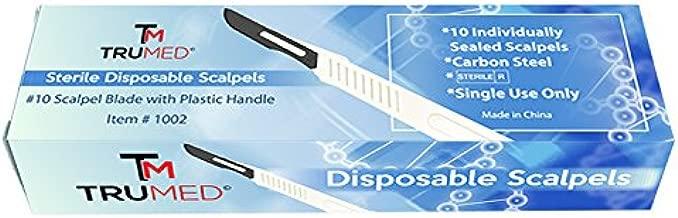 number 4 scalpel handle