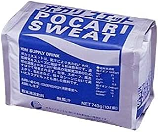 大塚製薬 ポカリスエットパウダー 10L用〔740g〕×10袋【×2ケース:合計20袋入】