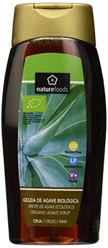 Naturefoods Sirope de Agave Ecológico Crudo - 490 gr