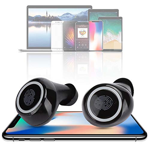 Fishlor 5.0 Auriculares inalámbricos, M11 Auriculares Deportivos Bluetooth Auriculares estéreo...
