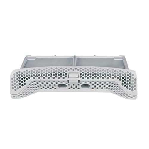 AEG 807453901/9 - Filtro para secadora (330 x 165/320 x 81 mm), color blanco