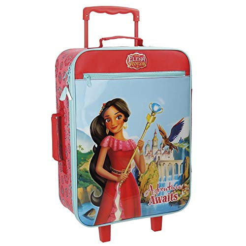 Disney Elena d'Avalor Adventure Valise Trolley Cabine...